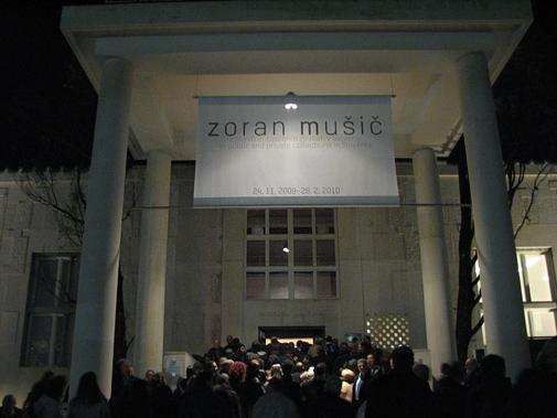Glasba za dokumentarni film o Moderni Galeriji