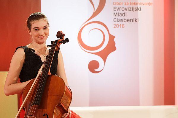 Evrovizija mladih glasbenikov 2016 – Zala Vidic, violončelo