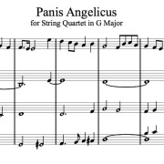 Panis Angelicus Preview
