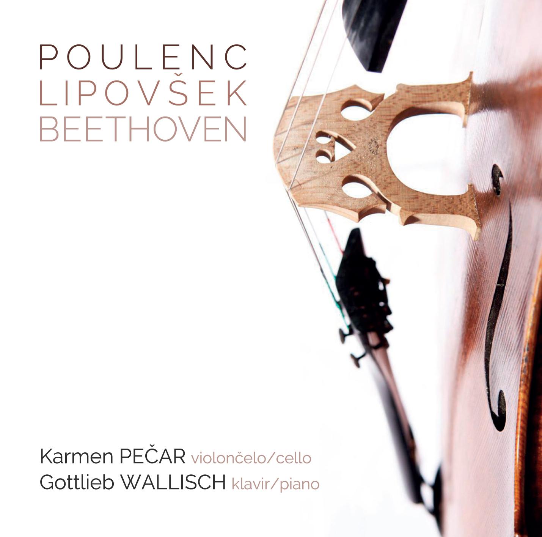 Recording: Karmen Pečar – cello, Gottlieb Wallisch – piano